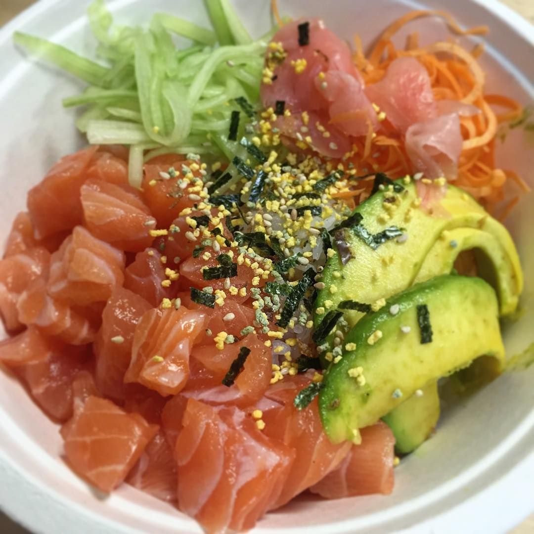 Sushi bowl #todoenunbowlsabemejor #elboleobowl