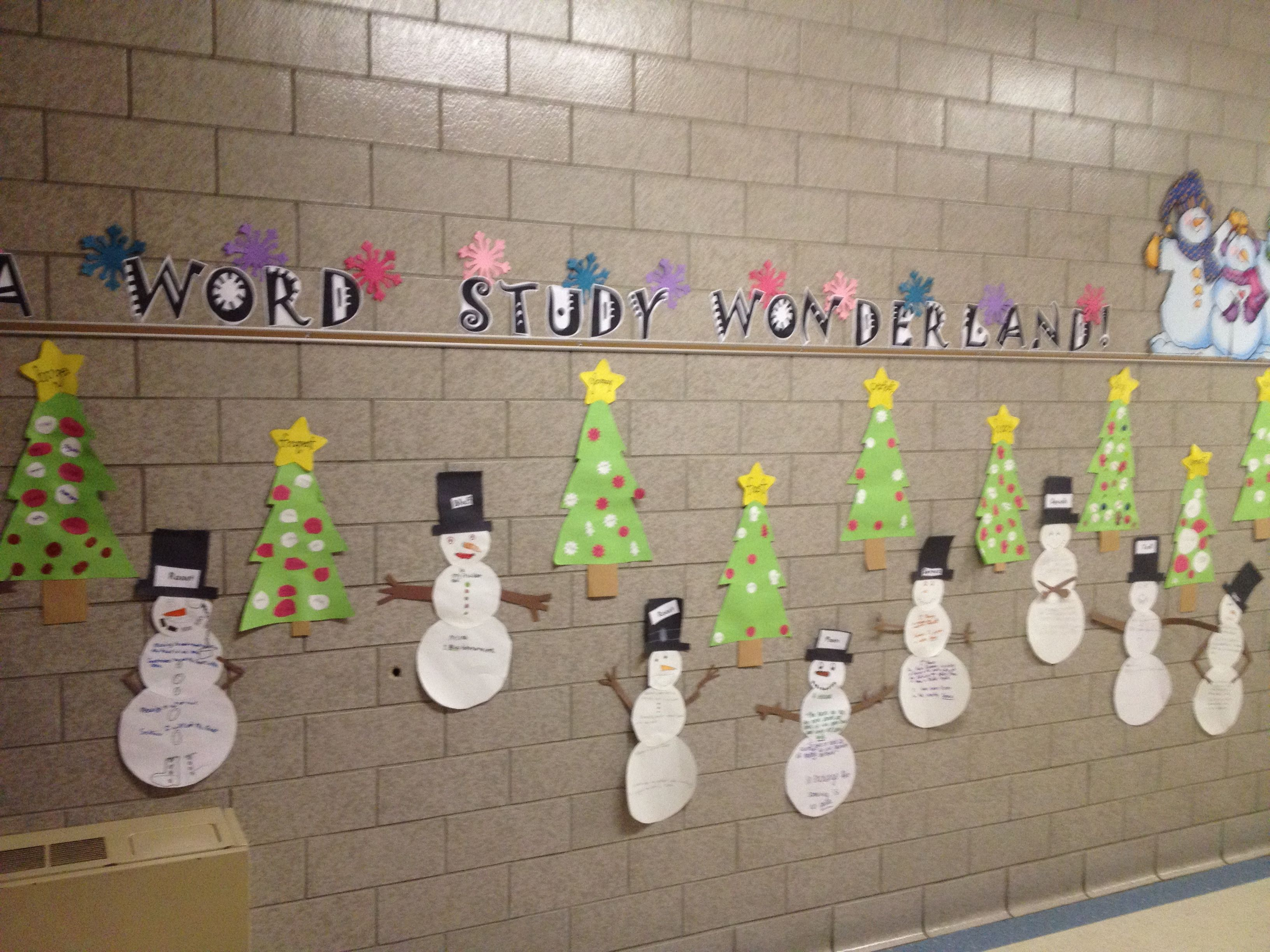 Multiple Meaning Words Snowmen And Synonym And Antonym