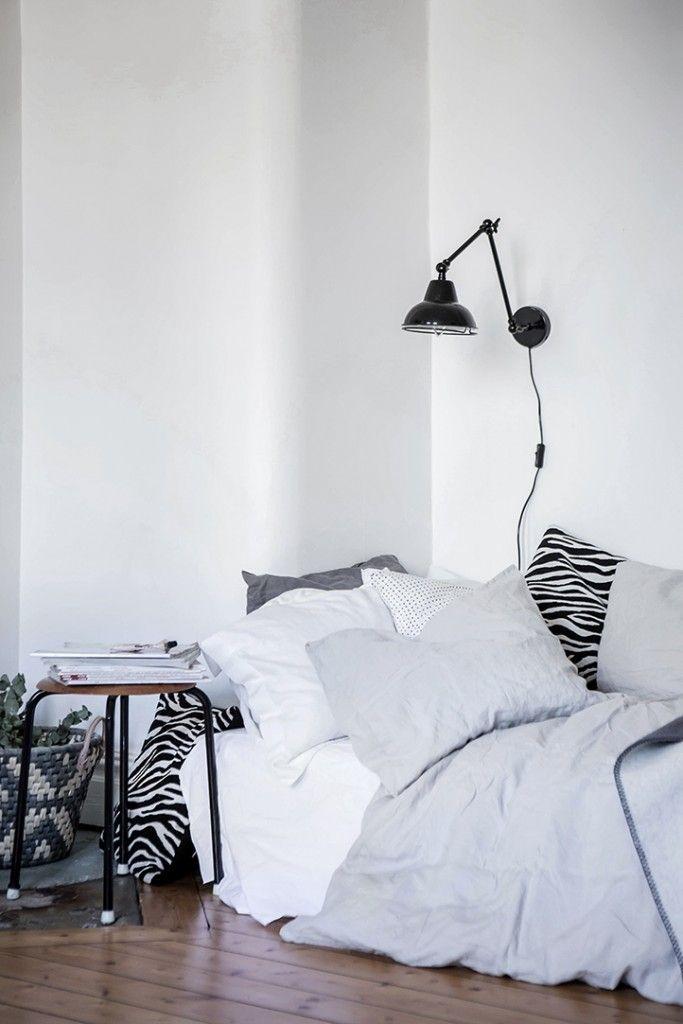 Een Zweeds appartement met een opvallende indeling - Roomed
