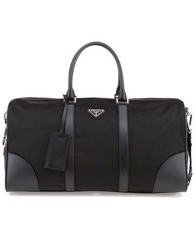 9be1ca87cf03 Travel with Prada ! | Alexis2.0 | Prada men, Prada bag, Bags