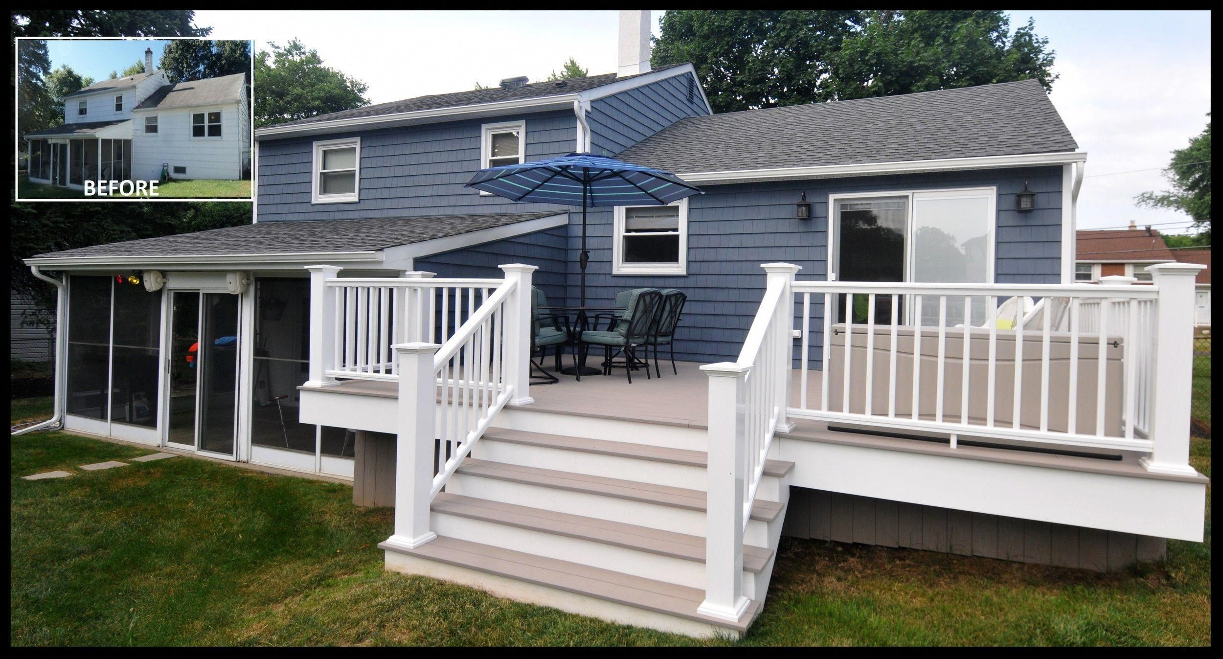 Pin By Simple And Strong Deck Designs On Decks For Hanging Out Diy Deck Building A Deck Deck
