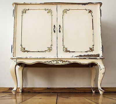 How to create a shabby-chic cabinet using Farrow & Ball colours