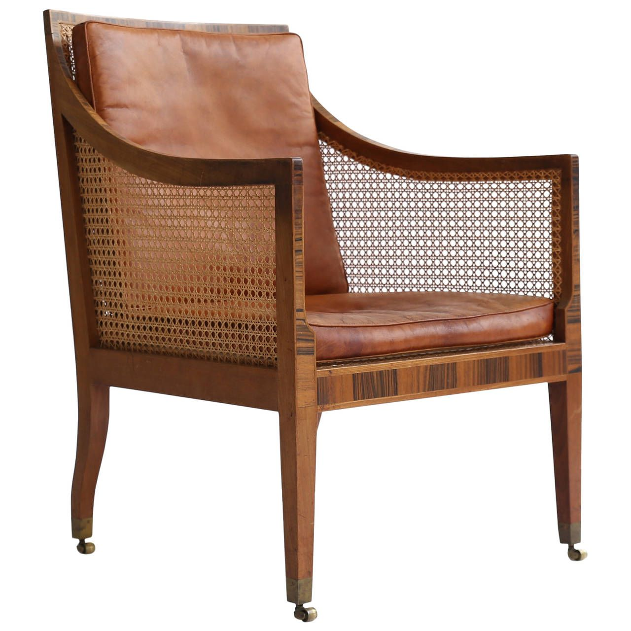 Kaare Klint Bergere Chair, 1932 | From a unique collection of antique and  modern bergere - Kaare Klint Bergere Chair, 1932 Modern, French Style And Danish