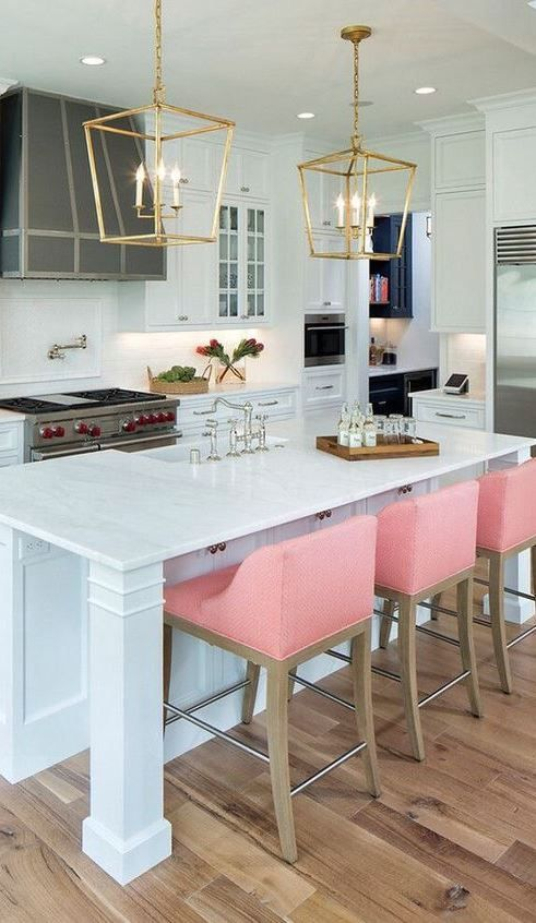 45 Nice Ideas for Your Modern Kitchen Design   Glamour, Kitchens and ...