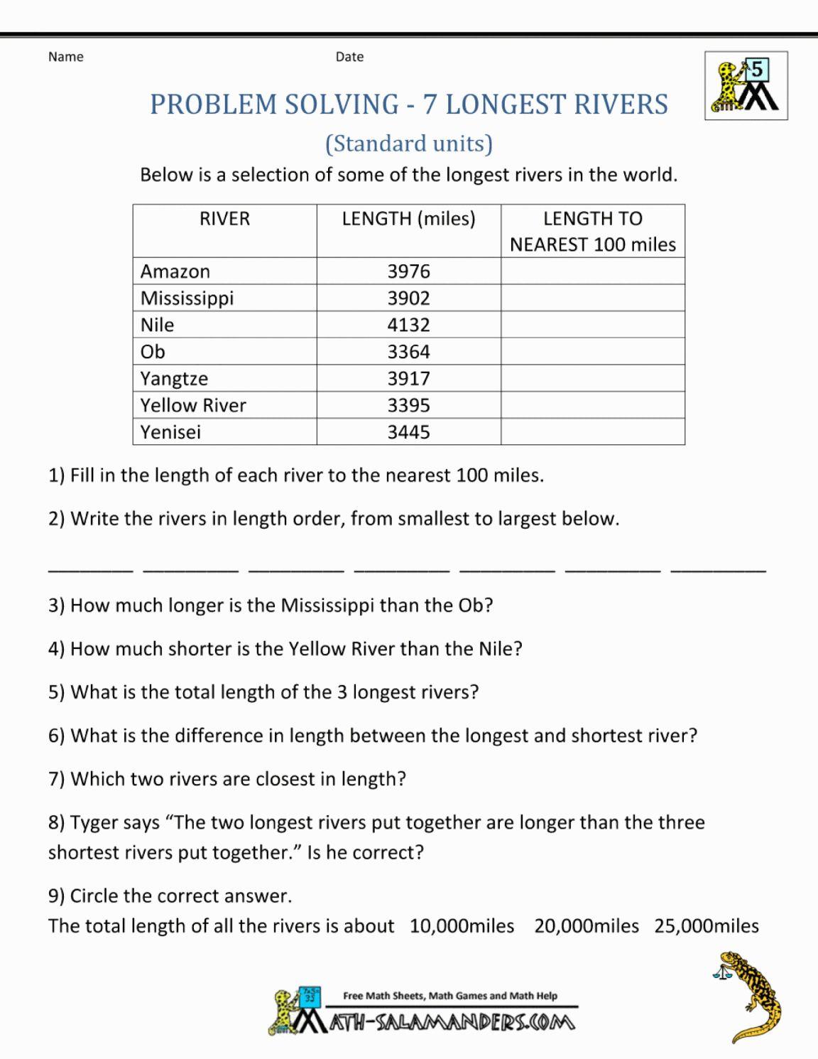11 8th Grade Nj Science Worksheet Practice