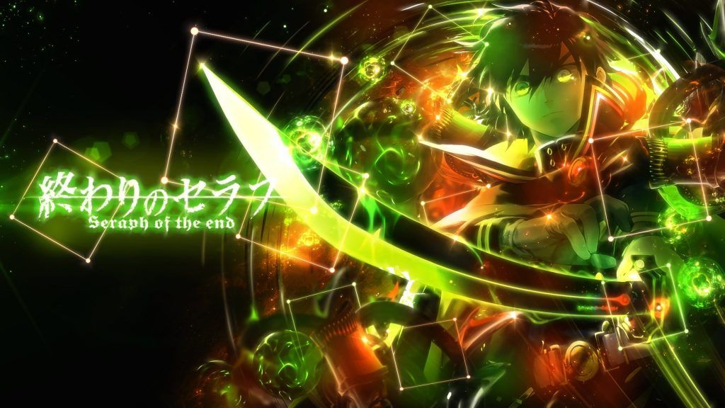 Seraph Of The End Wallpaper 78 Hd Best Images Ultra Hd Seraph Of The End Seraphim Multimedia Artist