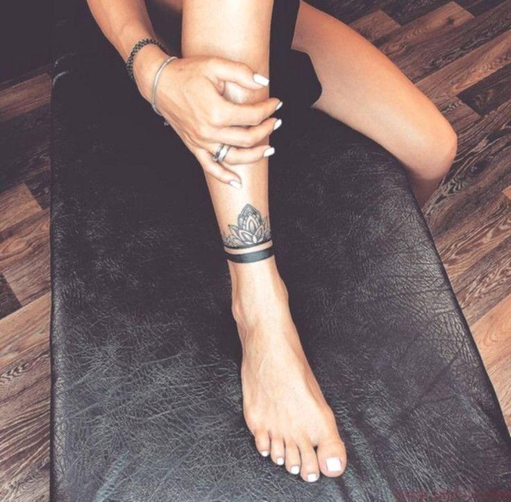 Photo of Knöchel Tattoo