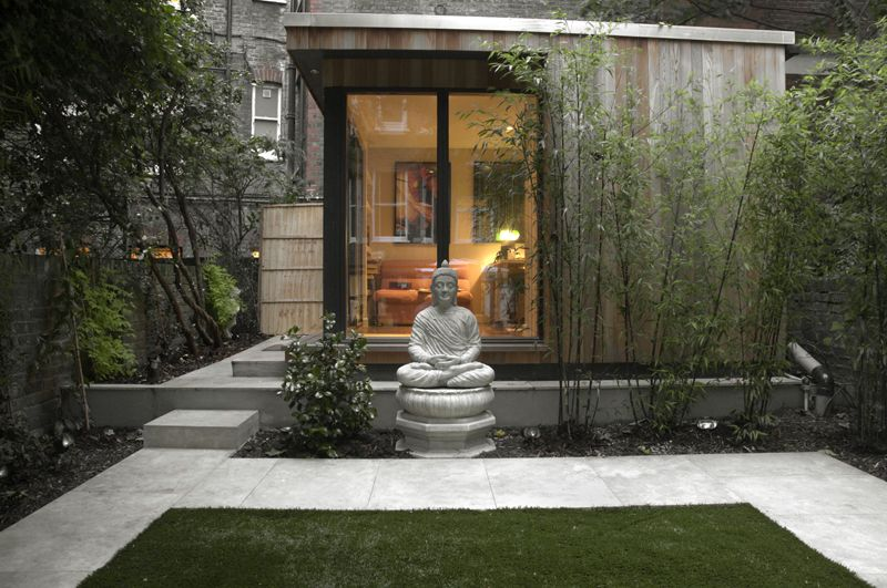 Urban And Modern Zen Garden Garden Outdoor Inspiration