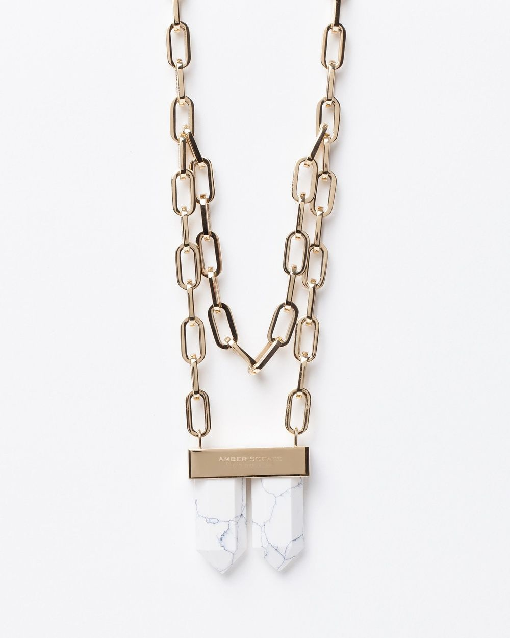 Santanna Necklace by Amber Sceats. Tap image to shop at THE ICONIC.