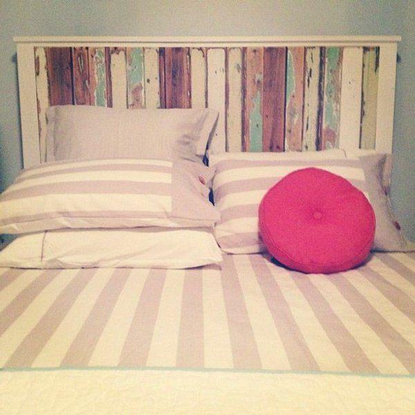 30 bett kopfteil selber machen f rdern sie ihre phantasie pinterest kopfteile. Black Bedroom Furniture Sets. Home Design Ideas