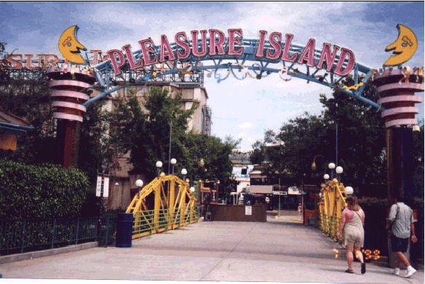 Disney pleasure island information