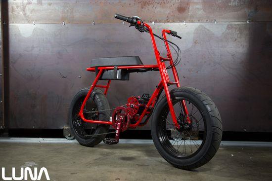 Luna Banana Bbshd Ebike Ebike Electric Bike Eletric Bike