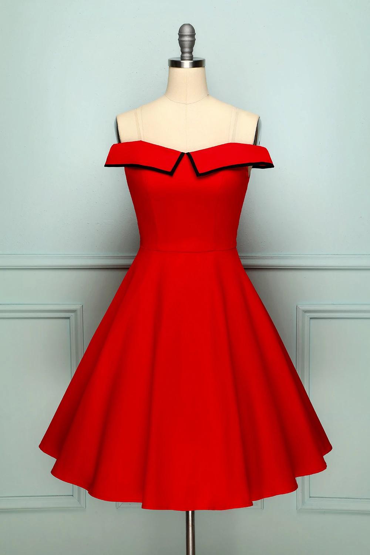 Off Shoulder Red Black Dress Red Black Dress Beautiful Red Dresses Vintage Red Dress [ 1500 x 1000 Pixel ]