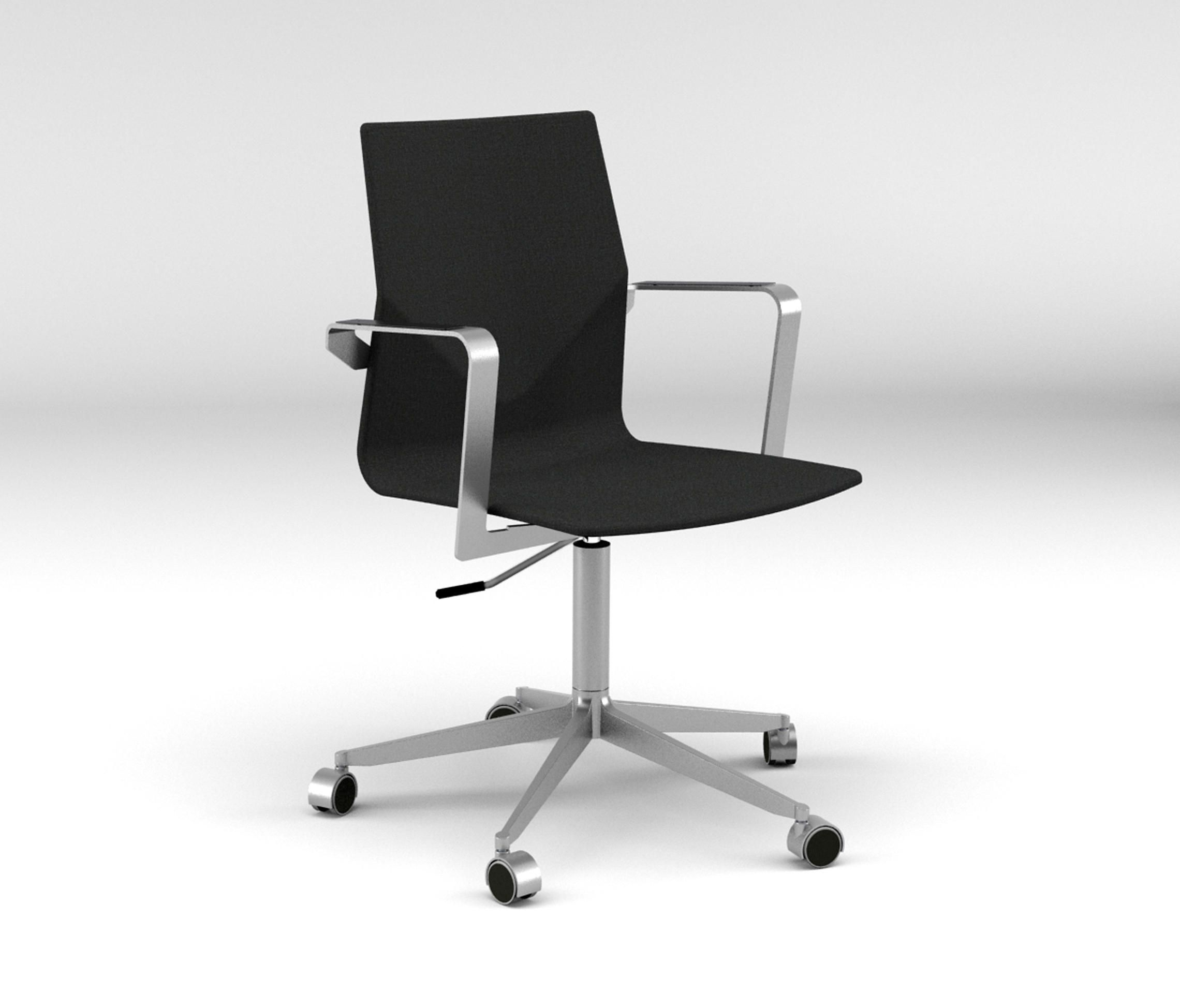 Four Cast2 Xl Xl Plus Task Chairs From Four Design Architonic