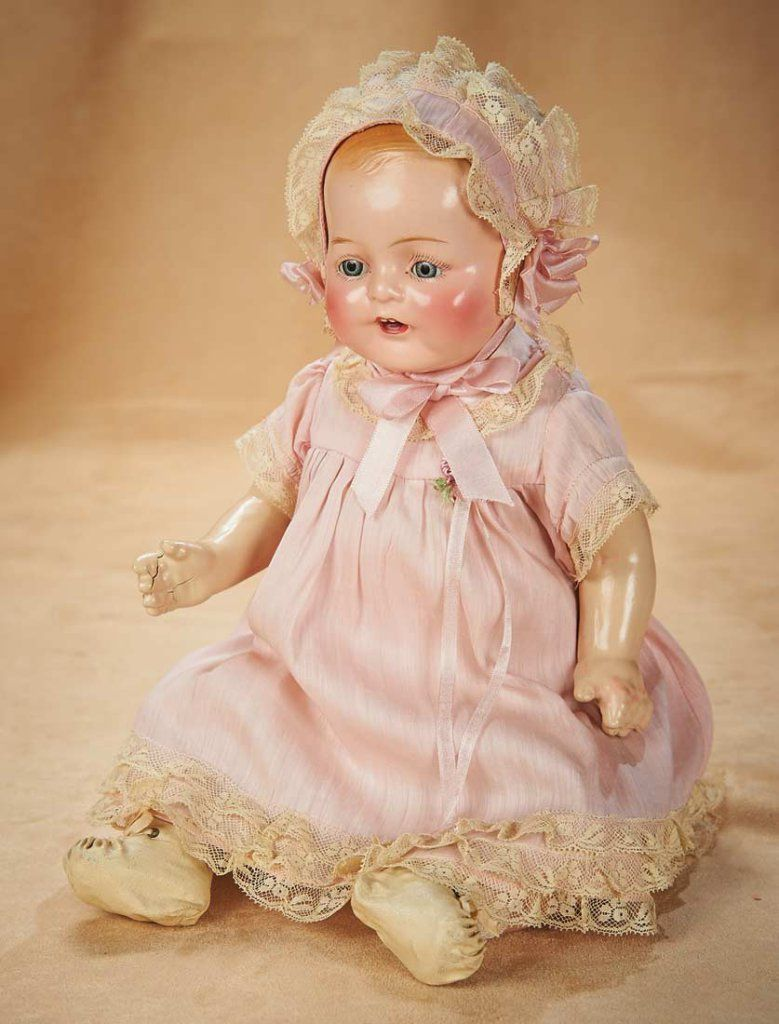 "Lot: American Composition ""Vanta Baby"" by Amberg 300/500 