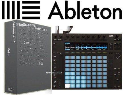 Ableton live 9.5 suite crack mac