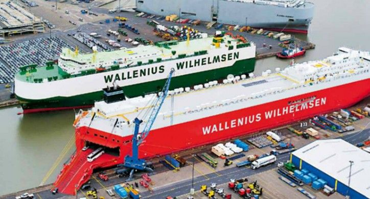 Wilhelmsen and Wallenius Merge to Form World-leading shipping and