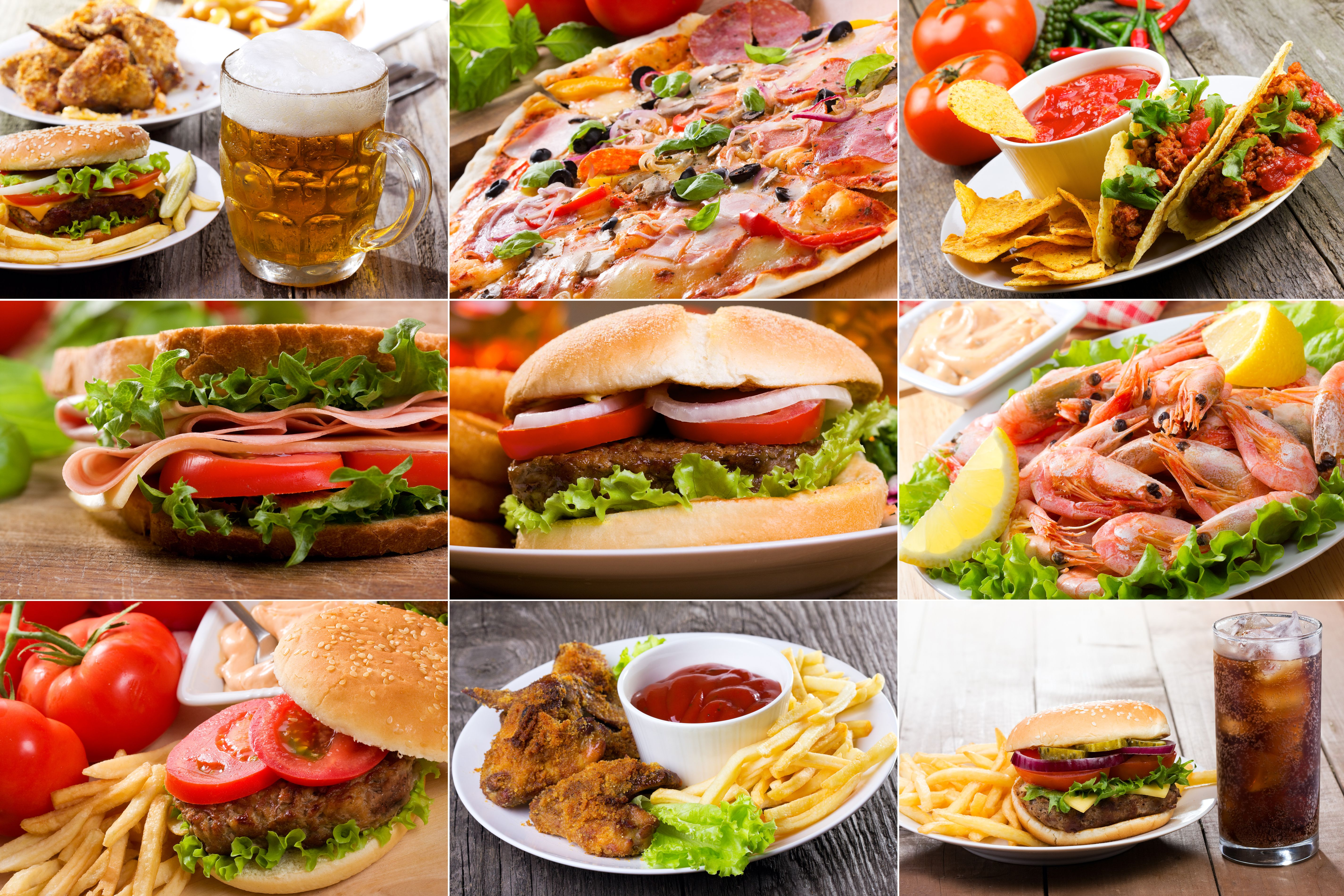 Favorite Fast Food Restaurants In Different Countries