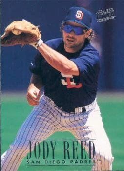 1996 Ultra #288 Jody Reed - San Diego Padres (Baseball Cards) by Ultra. $0.88. 1996 Ultra #288 Jody Reed - San Diego Padres (Baseball Cards)