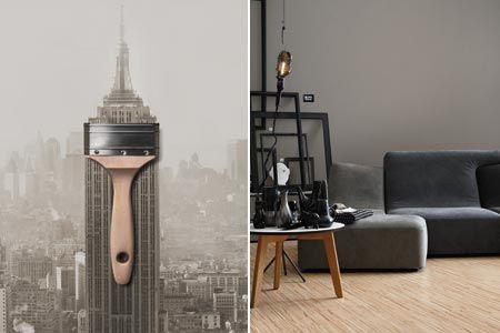 Schoner Wohnen Manhattan Schoner Wohnen Farbe Schoner Wohnen Wandfarbe Schoner Wohnen Trendfarbe