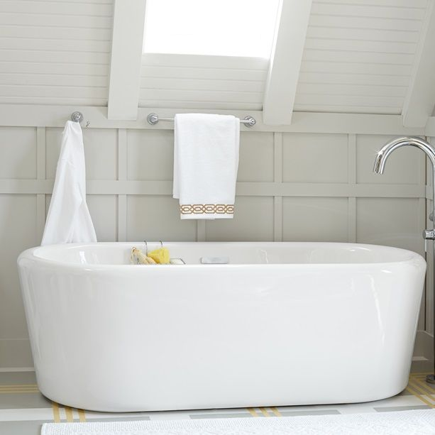 American Standard Kipling Ovale Tub ($1700 on Wayfair.com ...