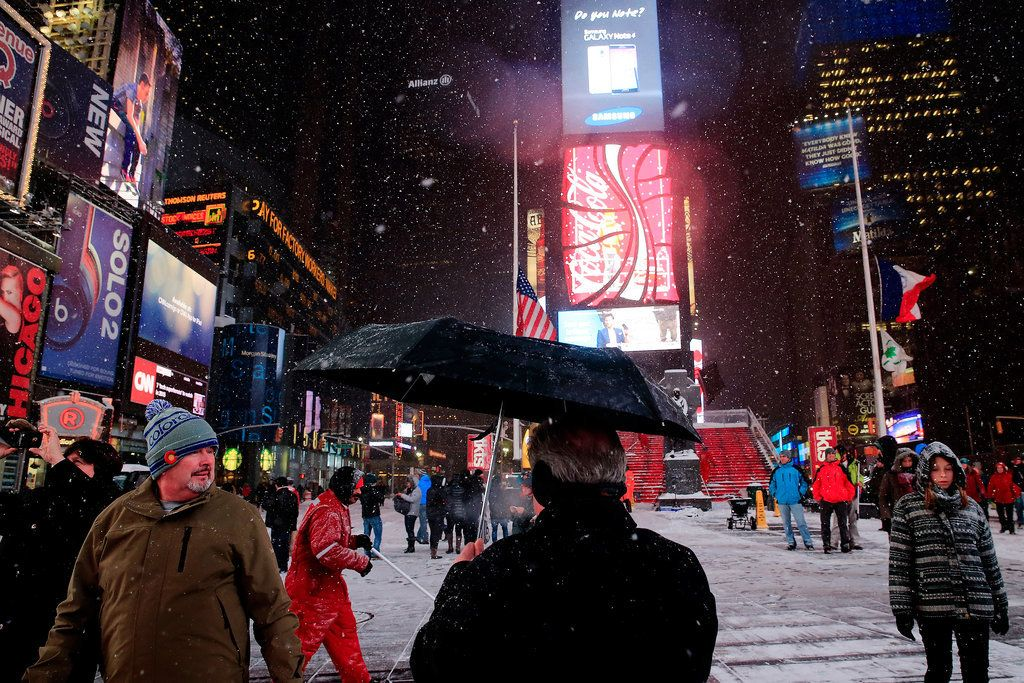 Parts of the Northeastern US Have Already Seen More Than a Foot of Snow: People across the Northeast region of the US are in the midst of a severe snowstorm, with #Snowmageddon2015 and #BlizzardOf2015 trending across social media.