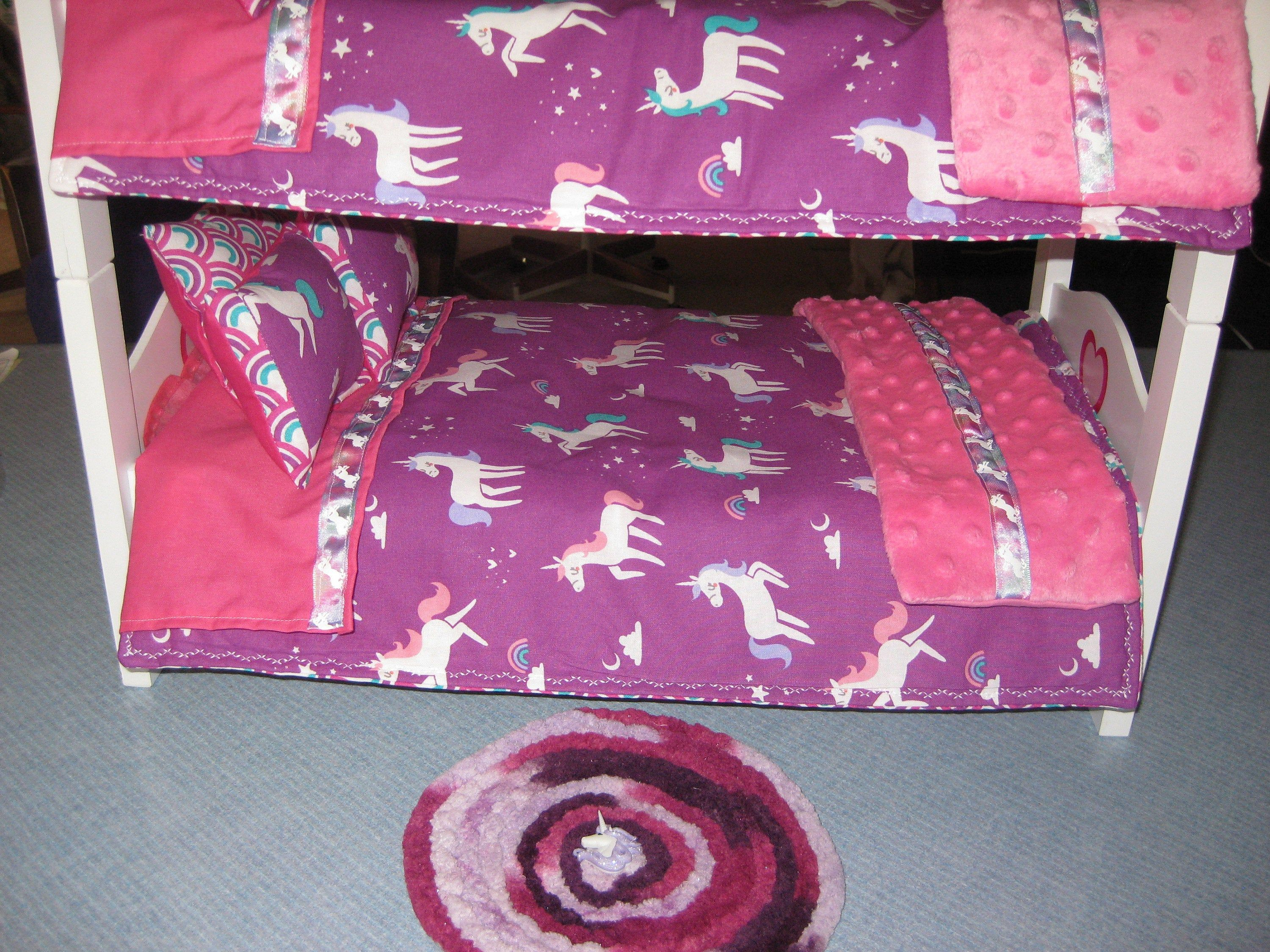 American girl beds by Debbie Pitsch on American Girl