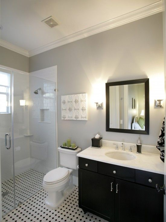 Redoing Small Bathrooms Design Ideas Pictures Remodel And Decor Small Bathroom Remodel Small Bathroom Redo Bathrooms Remodel