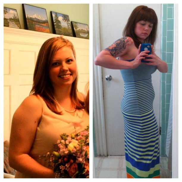Nicole lost over 20 pounds with the help of our trainers!