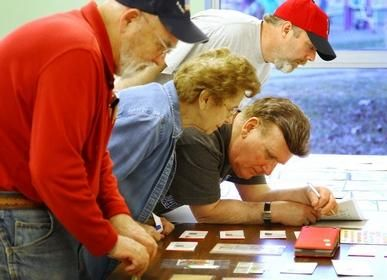 Granite City Stamp Club marks 82nd year with Weymouth gatherings