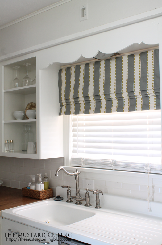 Get Inspired 15 Diy Window Treatments How To Nest For Less Diy Window Treatments Kitchen Window Treatments Diy Kitchen Window Treatments