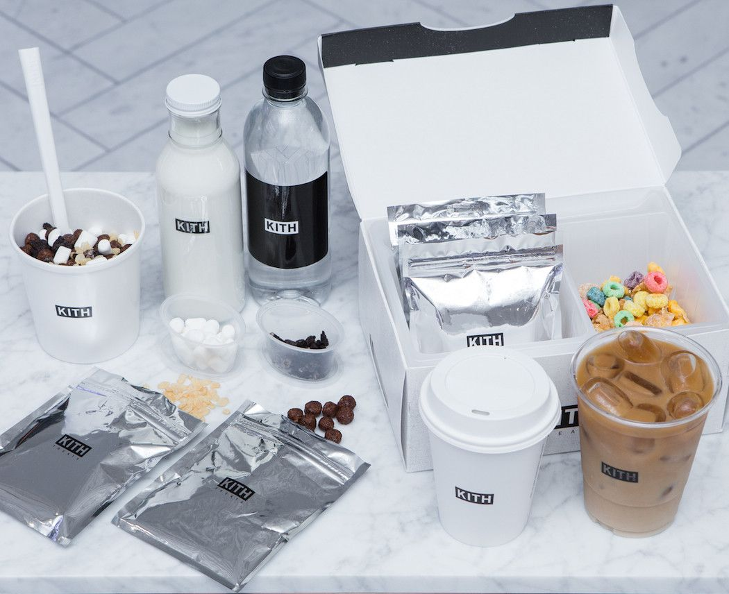 If you need a breakfast of champions, then check out KITH