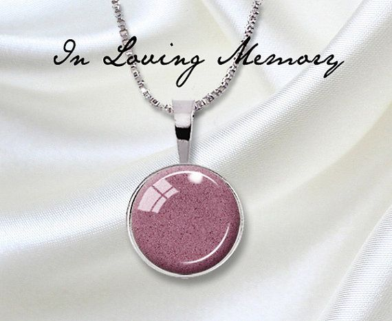 STERLING CREMATION JEWELRY 20mm 925 Sterling by TheColorsOfHeaven