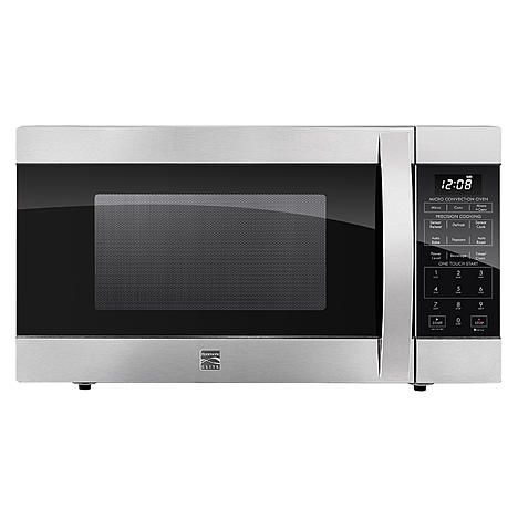 Kenmore Elite 77603 1 5 Ct Ft Countertop Microwave W Convection