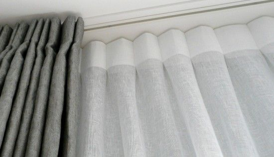 Recessed Ceiling Window Curtain Track Google Search