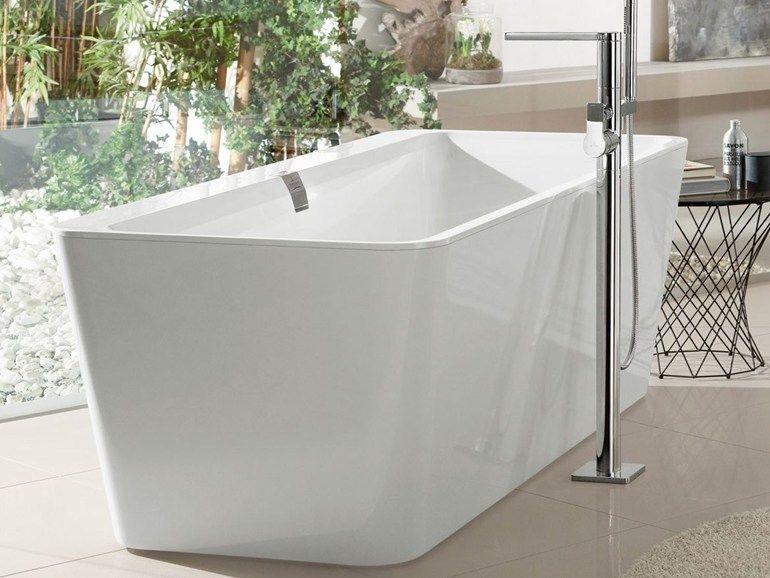 Vasca Da Bagno Ovale Incasso : Nexus vasca da bagno ovale ubq neu v villeroy boch