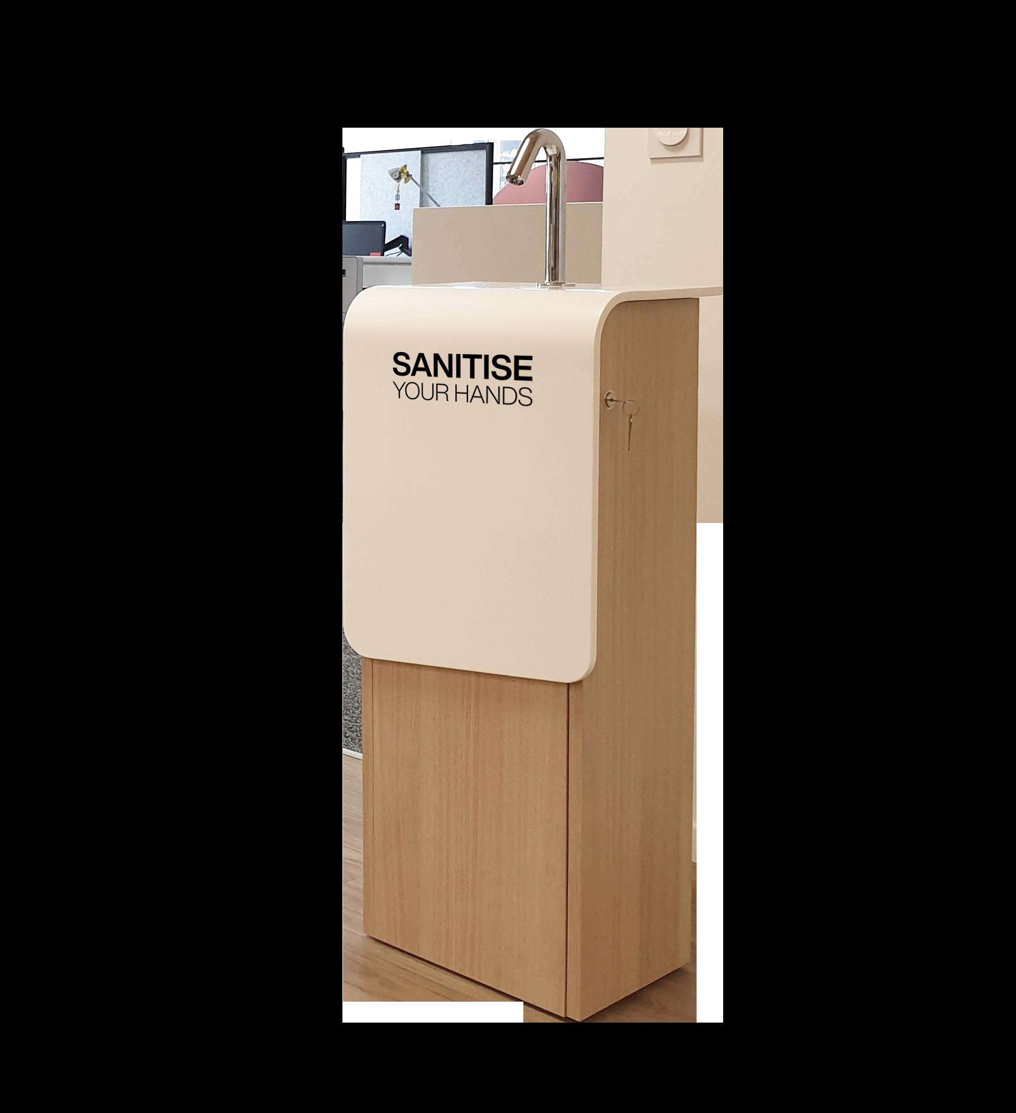 Hanzl Decoro Floor Standing Hand Sanitiser Station Unisan Uk In 2020 Hand Sanitizer Sanitizer Keep It Cleaner