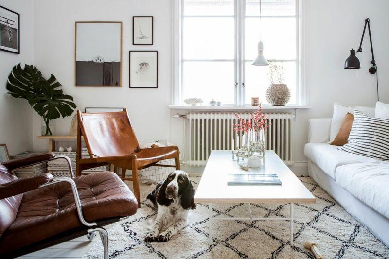 Kleines Wohnzimmer gestalten: Wie kann es schön werden ...