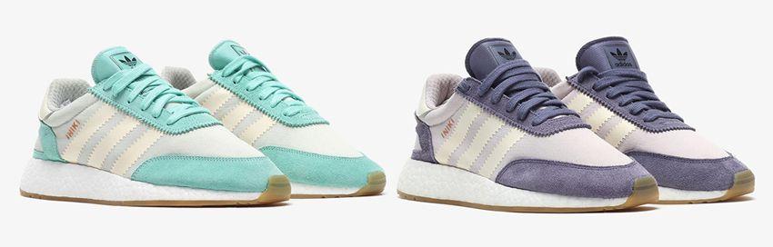 b186ccd0487 New Colourways of adidas Iniki Runner Boost