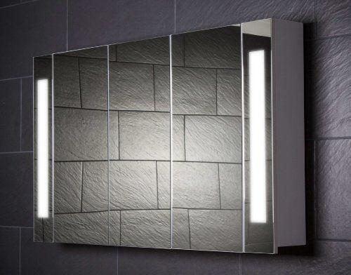 329 120 Cm Schrank Zimmer Spiegelschrank Badezimmer Schrank