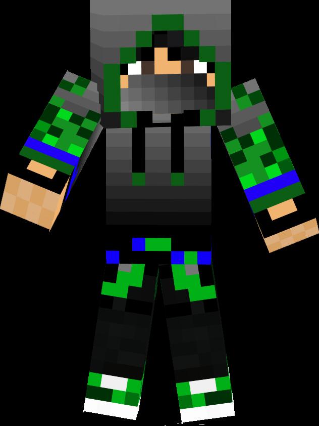 The Green Ninja Green Fire Ninja NovaSkin Gallery Minecraft - Ninja skins fur minecraft