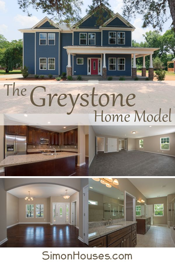 This Craftsman Home Is Highly Customizable We Love This Local Builder Who Can Build On Your Own Land Or Help You Fin Build Your Own House Home Craftsman House