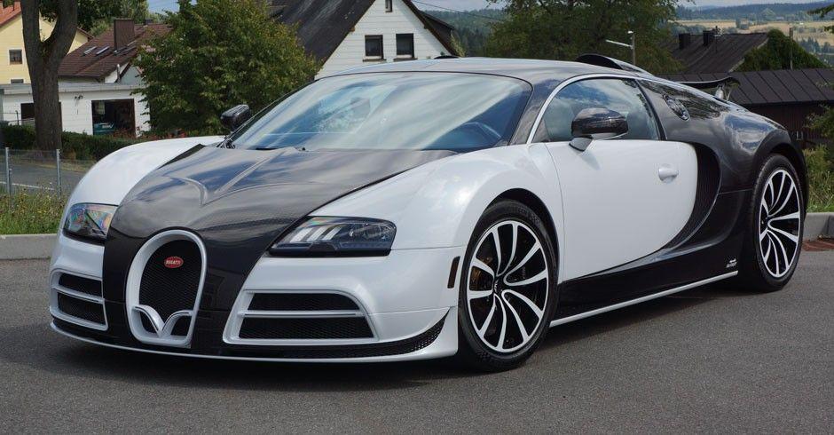 Super Car · Mansory Bugatti Veyron