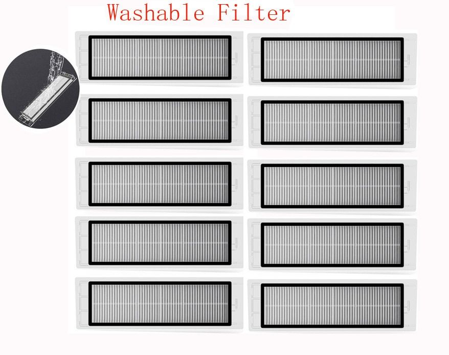 New improved version washable hepa filter for Xiaomi Mi