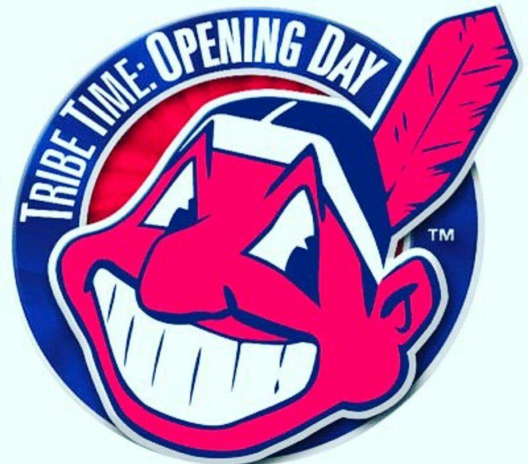Opening Day 2017 Cleveland indians baseball, Indians