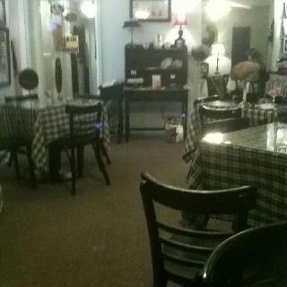 Ambrosia tea room Salado 1 (254) 289-1685