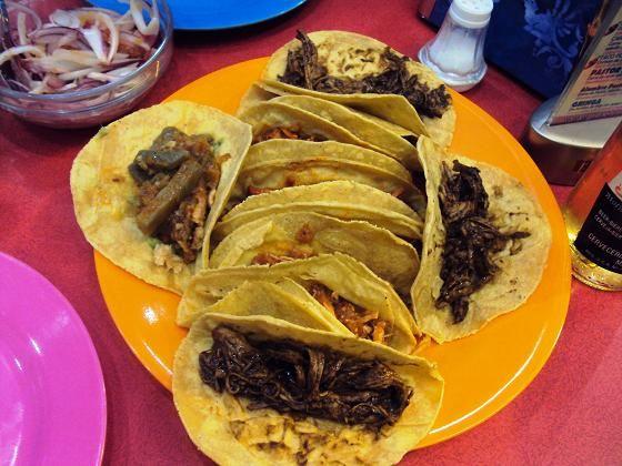 Taquería mi ciudad en Madrid: Tacos mejicanos a precio de tapa española | DolceCity.com