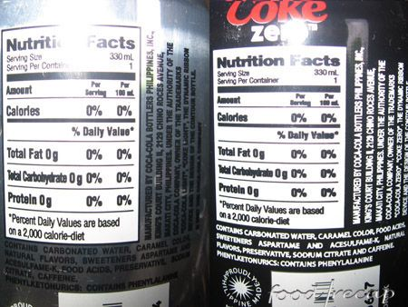 picture nutrition facts label pinterest. Black Bedroom Furniture Sets. Home Design Ideas