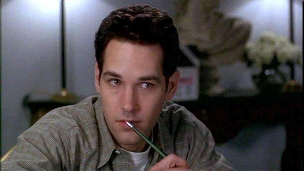 Paul Rudd then: Hot | 19 Guys That Prove Men Get Hotter With Age