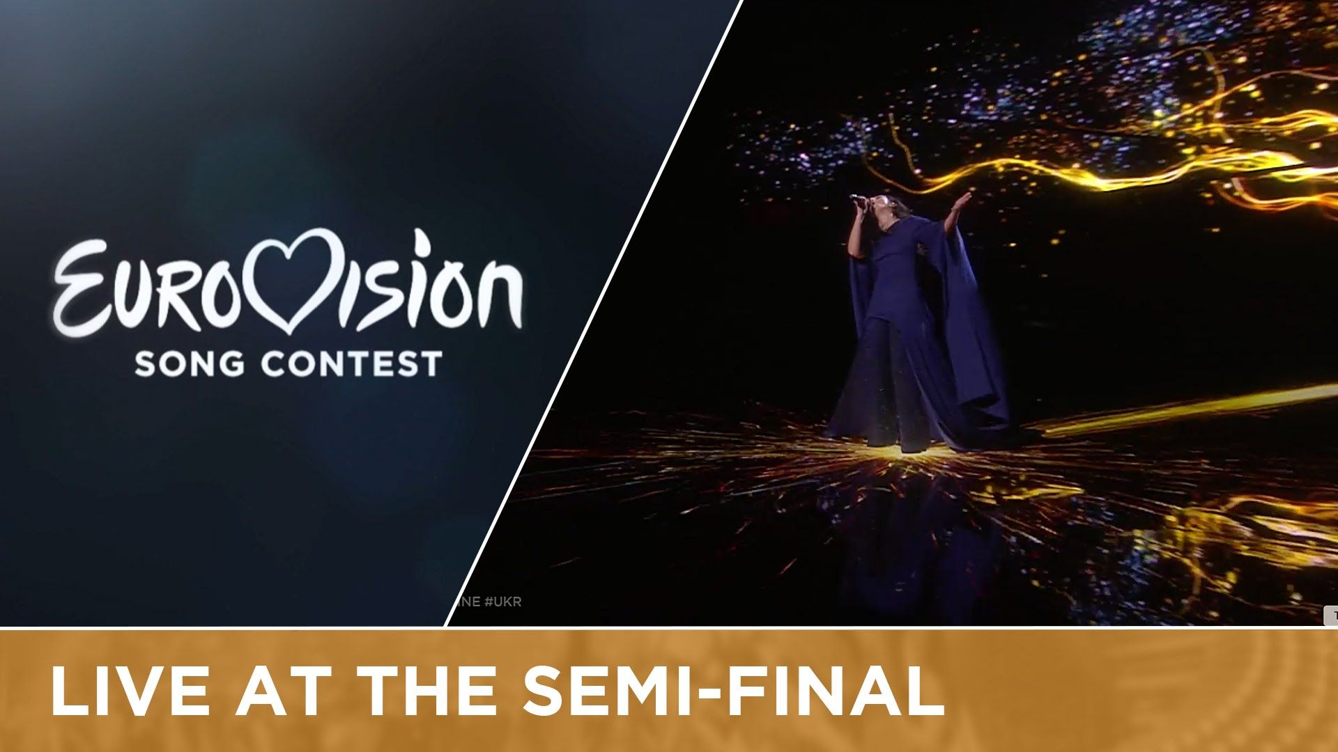 Jamala 1944 Ukraine Live At Semi Final 2 Of The 2016 Eurovision Song Muzyka Piosenki I Boginie